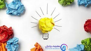 استففاده از خلاقیت برای برای افزایش فروش